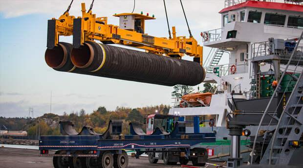 В Киеве опасаются завершения строительства «Северного потока – 2»