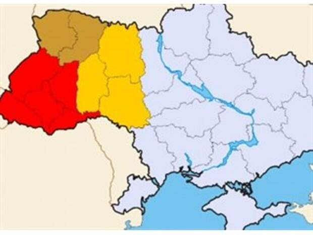 На западе Украины создают собственное государство, избран президент