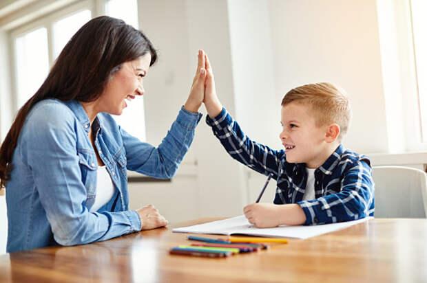 Интерактивное взаимодействие с ребенком