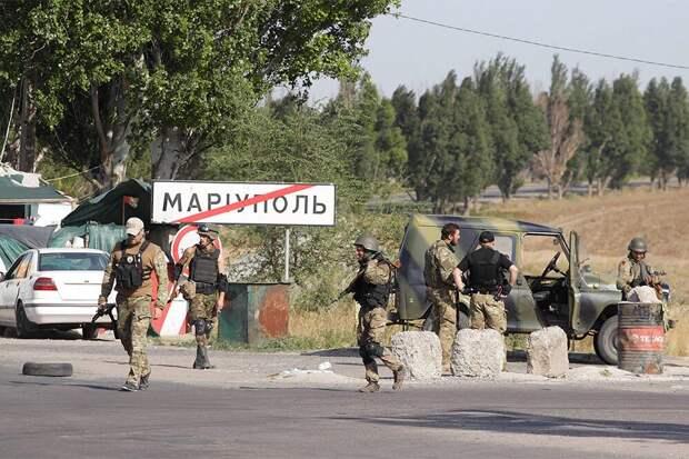 Украина может потерять Счастье из-за отвода войск