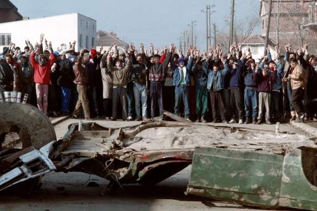 Исчезнувшая навсегда Югославия.