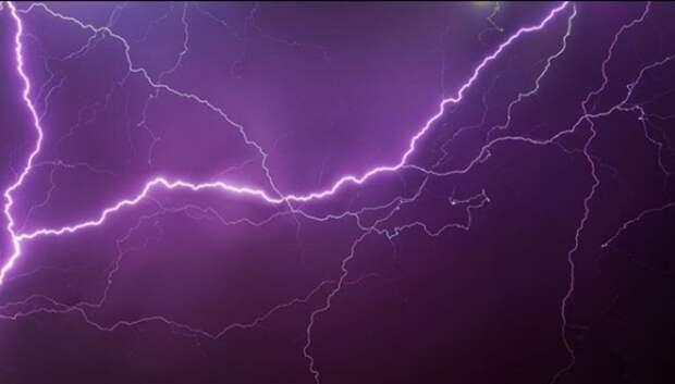 «Желтый» уровень опасности погоды объявили в Московском регионе до 9 июня