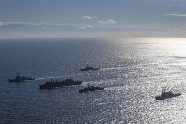 Тихоокеанская военная коалиция как способ втянуть Европу в войну с Китаем