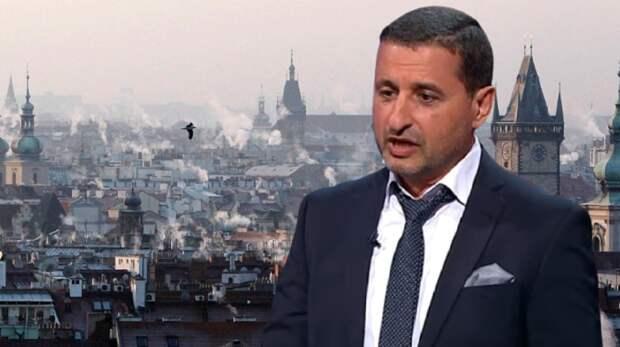 Сосновский заметил странное противоречие по делу о взрыве в Чехии