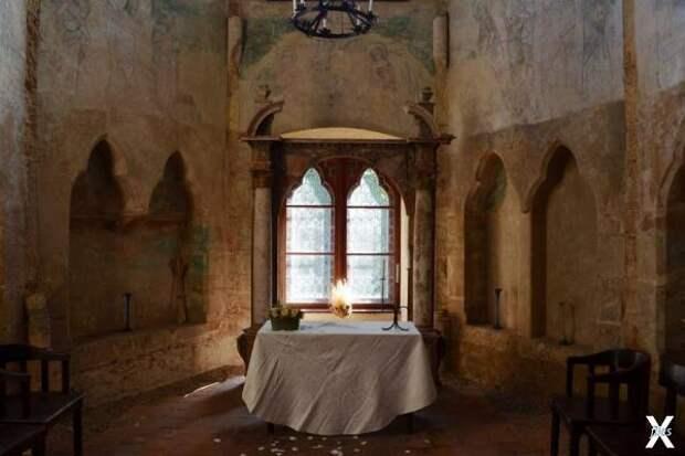 Тайны замка Гоуска: почему старинную крепость называют «вратами Ада»