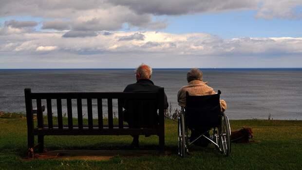 Замедление экономического роста из-за старения населения прогнозируют в Moody's