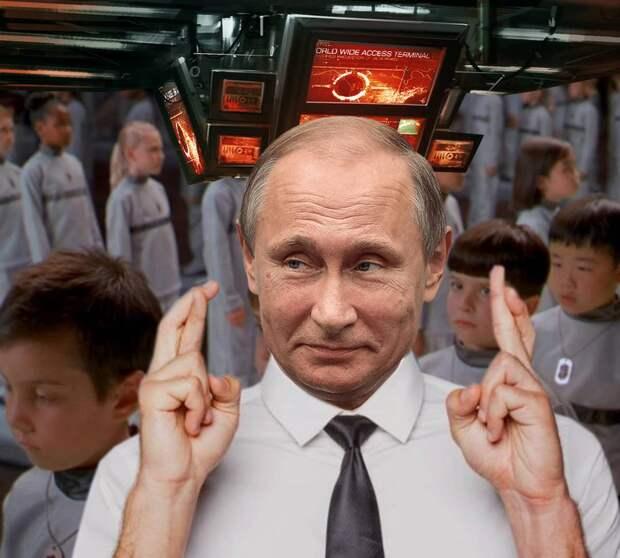 Путина опять не слушают подчиненные чиновники