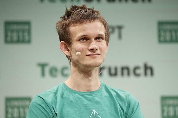 Выходец из России Виталик Бутерин стал самым молодым криптомиллиардером в мире по версии Forbes