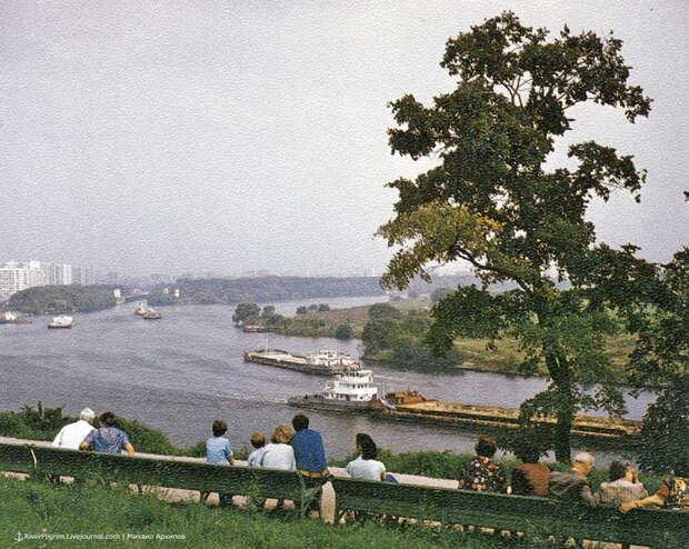 Канал Москвы: советские времена