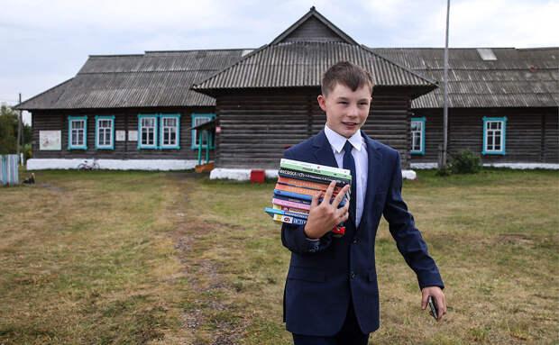 Счетная палата сообщает о резком сокращении числа школ в России