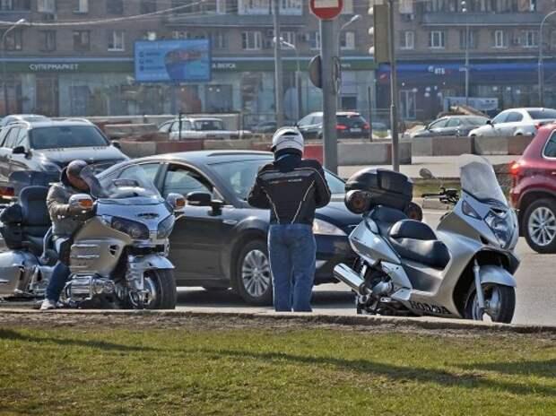 Дорожные войны: байкеры против джигитов