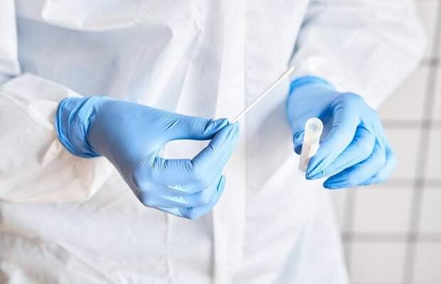 На Кубани прибавилось 126 ковид-пациентов