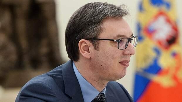 Сербия объяснила, почему не признает Крым российским