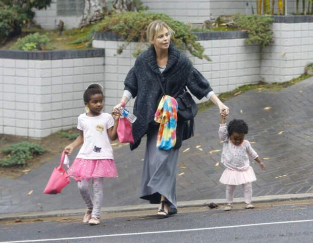 Звёздные мамочки, которые воспитывают детей в одиночку