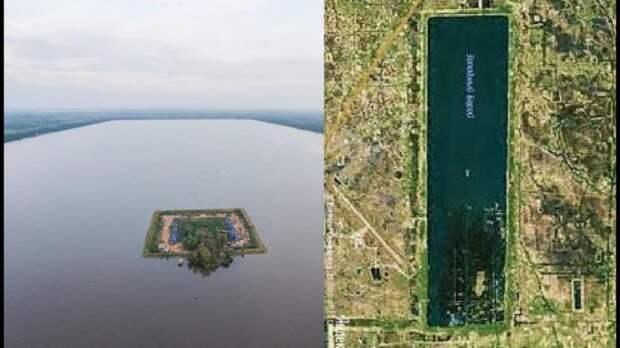 Рукотворные моря Камбоджи – неудобные артефакты для современных лживых историков