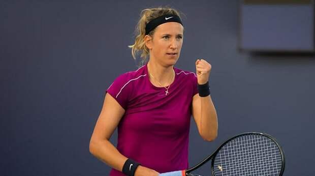 Виктория Азаренко в третий раз пробилась в финал открытого чемпионата США по теннису
