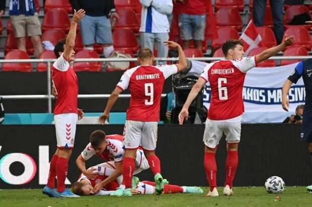 Агент Эриксена рассказал о состоянии датского футболиста
