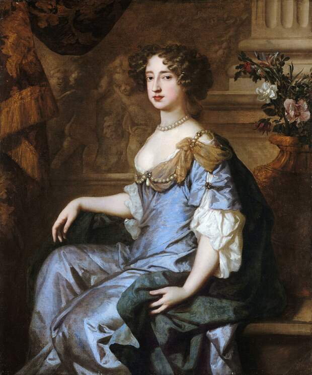 Мария Стюарт кисти Питера Лели.