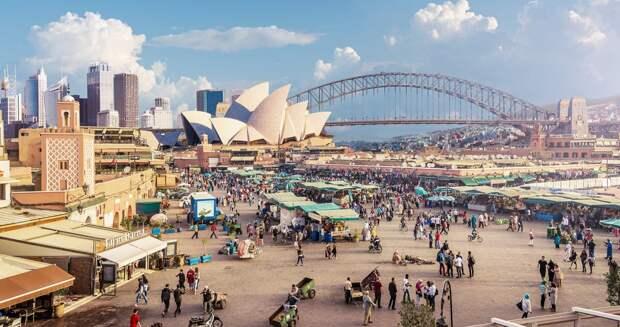 Москванбул, Рио-Лондонейро, Дубарис: Вот как бы выглядели 14 столиц мира, если бы их объединили