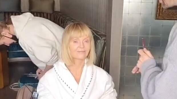 Валерия записала честное видео без макияжа и фильтров