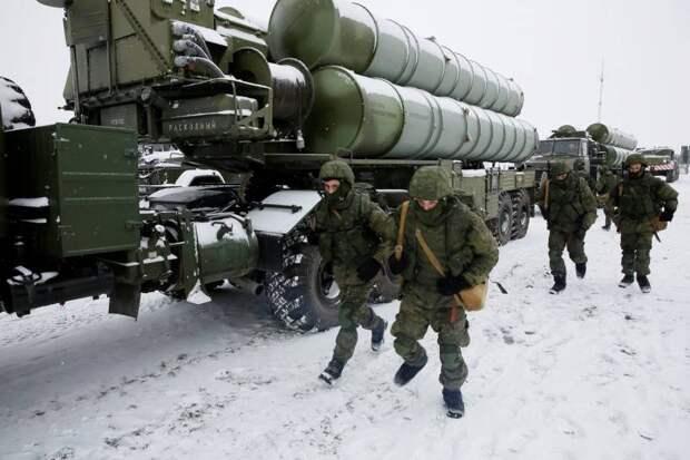 День Зенитных ракетных войск Вооруженных Сил России