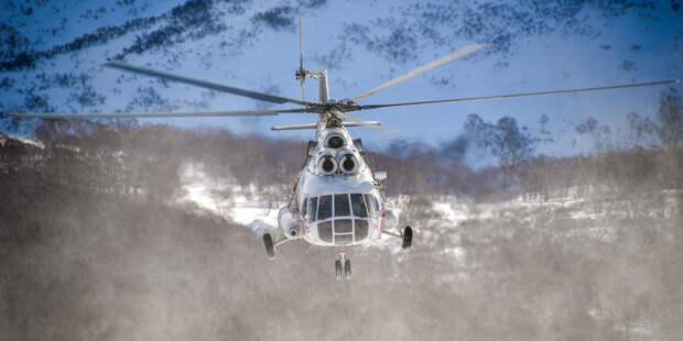 На Ямале при жесткой посадке Ми-8 погибли два человека