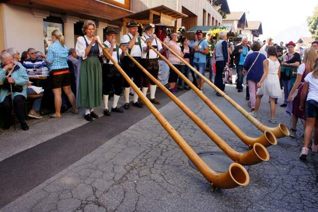 Альмабтриб, Тироль, Австрия