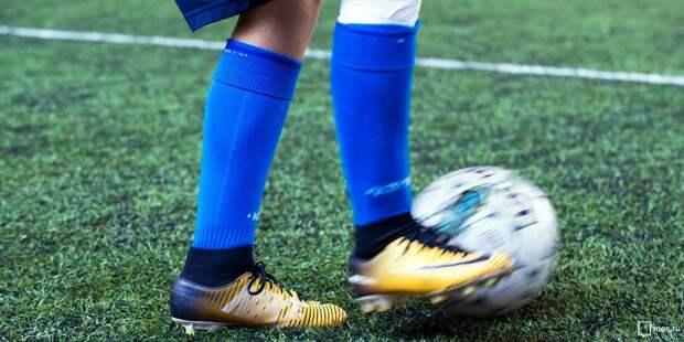Юные футболисты из Хорошевки заняли третье место на окружных соревнованиях