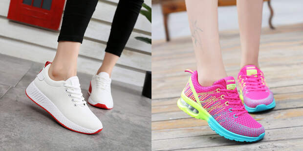 Та обувь, которая обеспечит вам красоту и комфорт этой весной