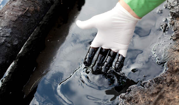 Утечка нефти выявлена нанефтепроводе вТатарстане