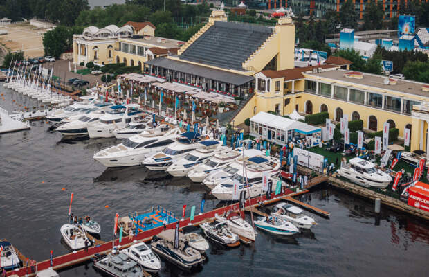 На выставке Moscow Yacht Show покажут бестселлеры и новинки