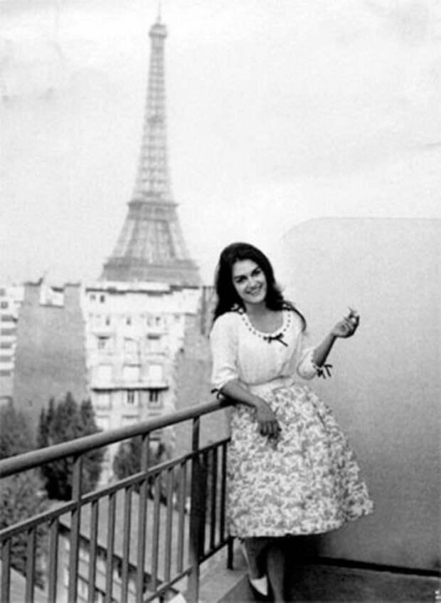 Далида и Париж