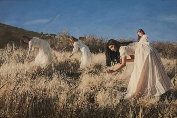 Спорное искусство: гиперреализм в картинах (14 работ)
