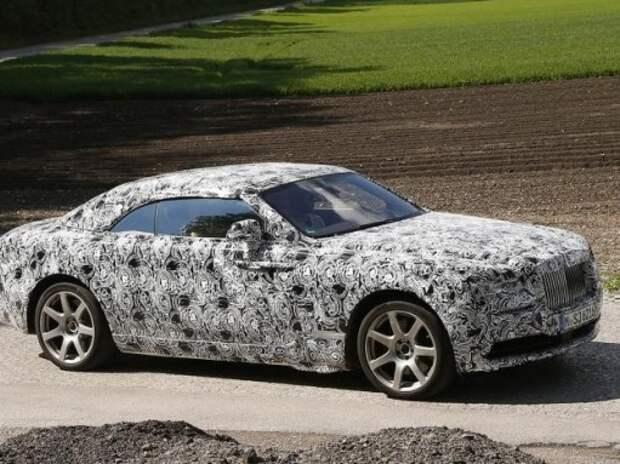 Rolls-Royce анонсировал выход новой модели