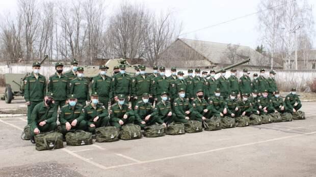 В Мордовии приступили к отправке новобранцев в войска в ходе весеннего призыва