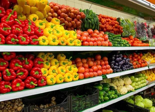 В Крыму за неделю подорожали некоторые овощи