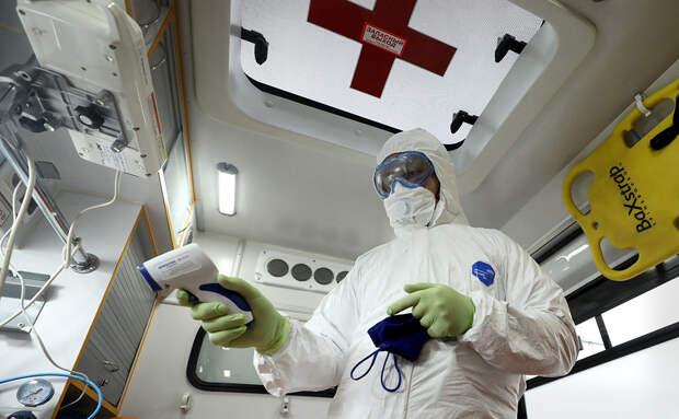 За сутки в Подмосковье выявлено 1068 новых случаев заражения коронавирусом