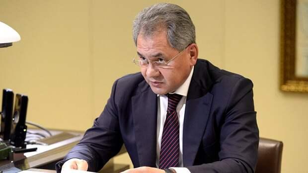 Шойгу подчеркнул вклад России в урегулировании конфликта в Ливии
