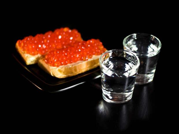 СМИ: Евросоюз готов ввести запрет на водку, алмазы и икру из России
