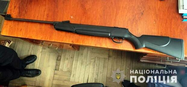 В Полтавской области подросток получил пулевое ранение
