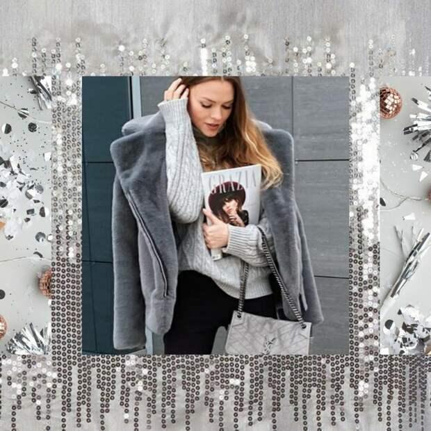 Какие наряды будут выгуливать модницы в новогодние каникулы?