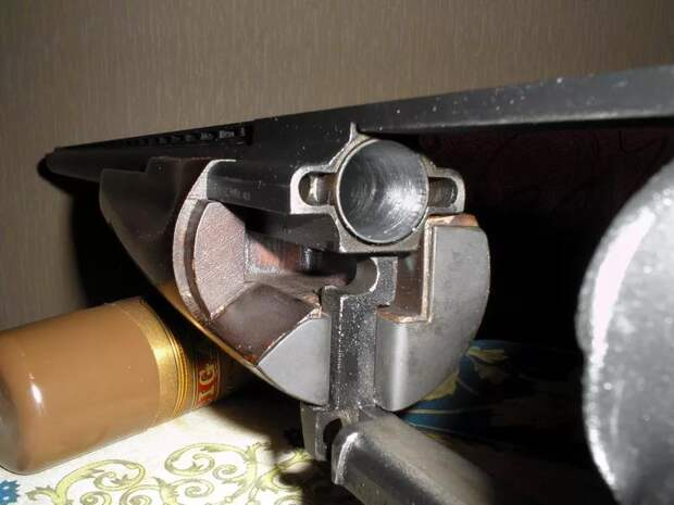 МЦ-255: особенности конструкции ружья револьверного типа