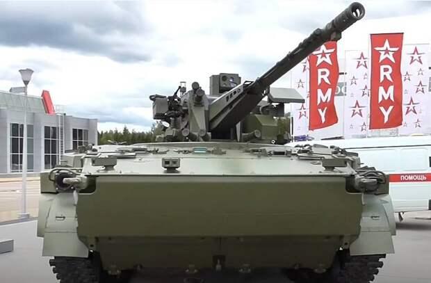 Боевой модуль АУ-220М с 57-мм пушкой получил морскую версию