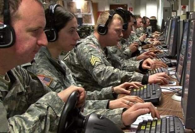 Офицеры киберцентра НАТО заблокированы в Мариуполе