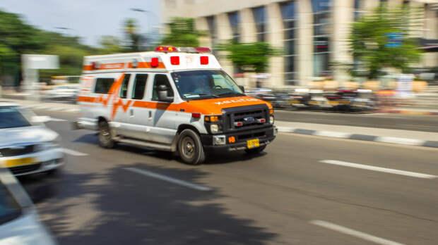 Шесть человек пострадали при ракетном обстреле в израильском Ашкелоне
