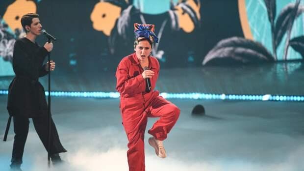 Манижа провела первую репетицию в Нидерландах перед стартом Евровидения