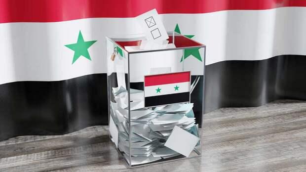 В Сирии назначены первые за семь лет выборы президента