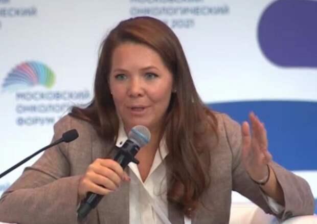 Заммэра Москвы Ракова призвала штрафовать людей, не следящих за здоровьем