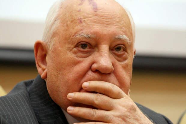 Житель Литвы решил судиться с Горбачёвым