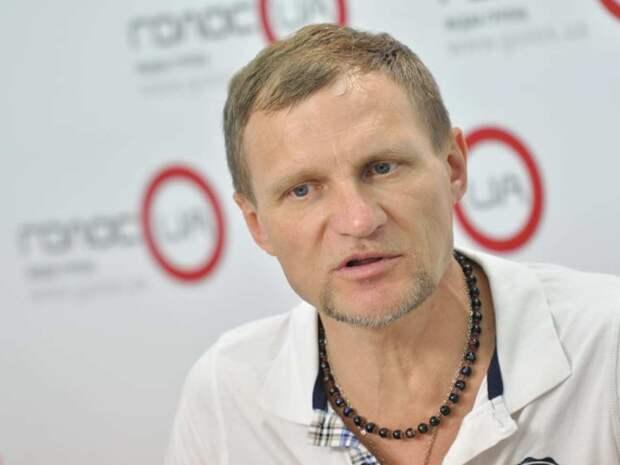 Музыкант Скрипка предлагает ограничить в политических правах носителей русской культуры
